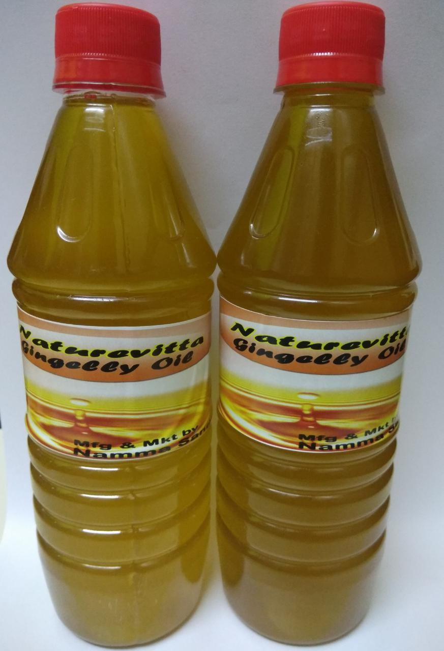 Naturevitta Gingelly Oil