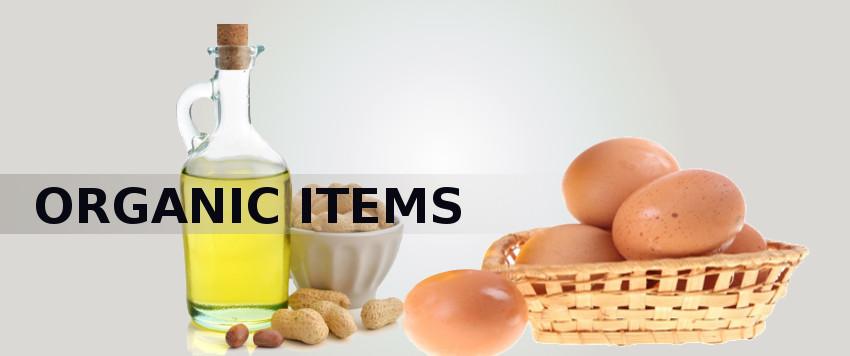 Organic Items
